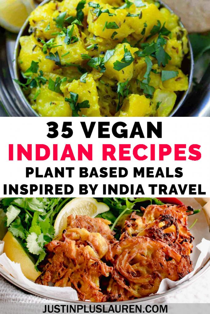 Want to bring the flavors of India to your home kitchen? Check out these 35 vegan Indian recipes for incredible plant-based meals. #Vegan #India #Indian #Recipes #Food