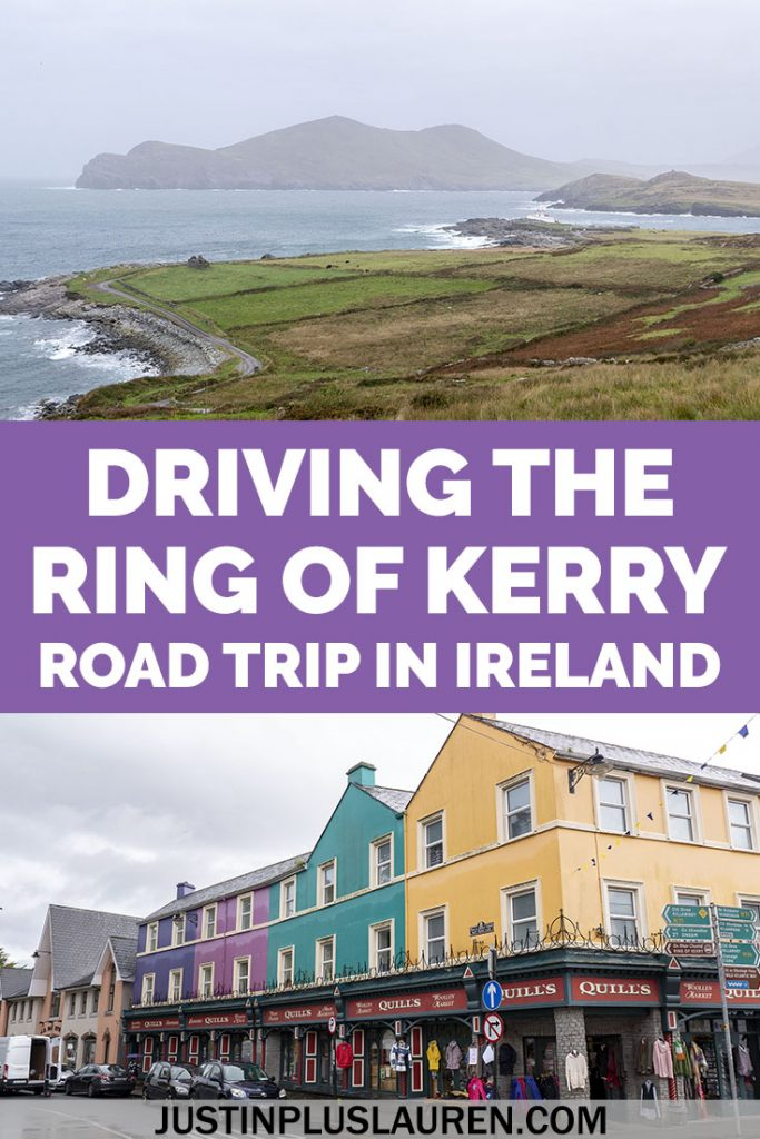 The Ring of Kerry is one of the most beautiful and iconic regions of Ireland. It's easy to plan a road trip of the Ring of Kerry in a day. Driving the Ring of Kerry is an amazing experience, and here's how to plan your visit. #Ireland #RingofKerry #RoadTrip #Itinerary #1Day