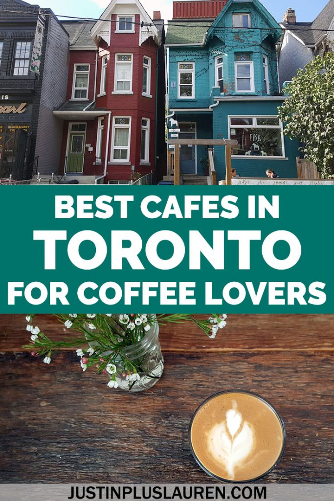 Here's a list of the best coffee shops in Toronto, listed and mapped out by neighborhood! This is where you are going to find the cutest cafes and the best coffee in Toronto, Ontario, Canada. #Toronto #Coffee #CoffeeShops #Cafes #Canada