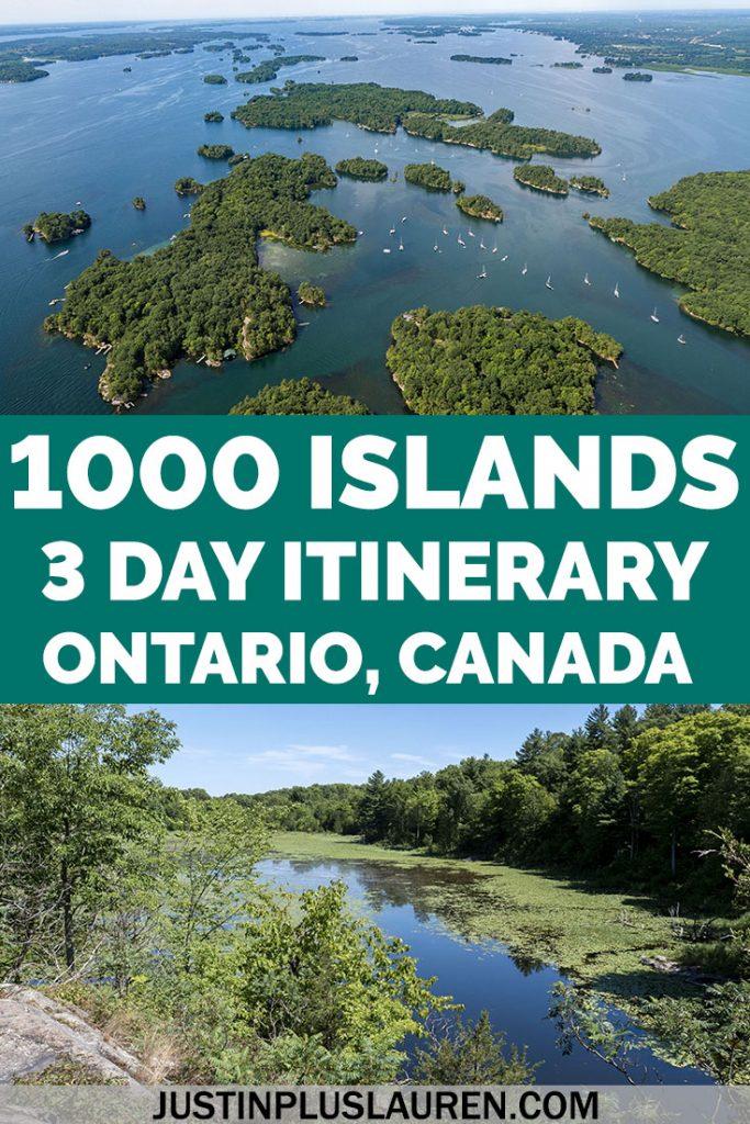 The Thousand Islands region is an amazing road trip destination in Ontario, Canada. There are outdoor adventures, a charming small town, and fabulous food & drink. Here are the best things to do in the 1000 Islands so you can plan a weekend or long weekend trip.