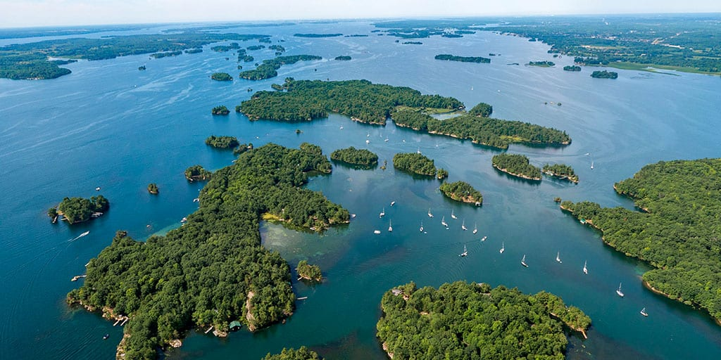1000 Islands Itinerary