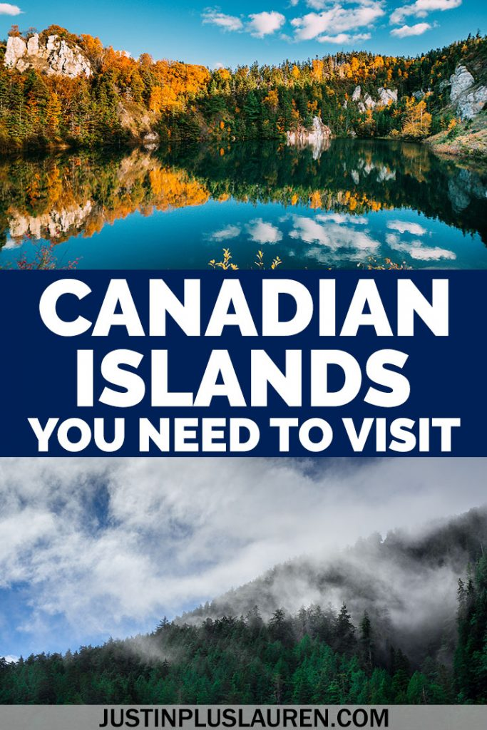 There are so many beautiful Canadian islands to visit! Here are the top islands in Canada where you need to plan your next travel getaway.