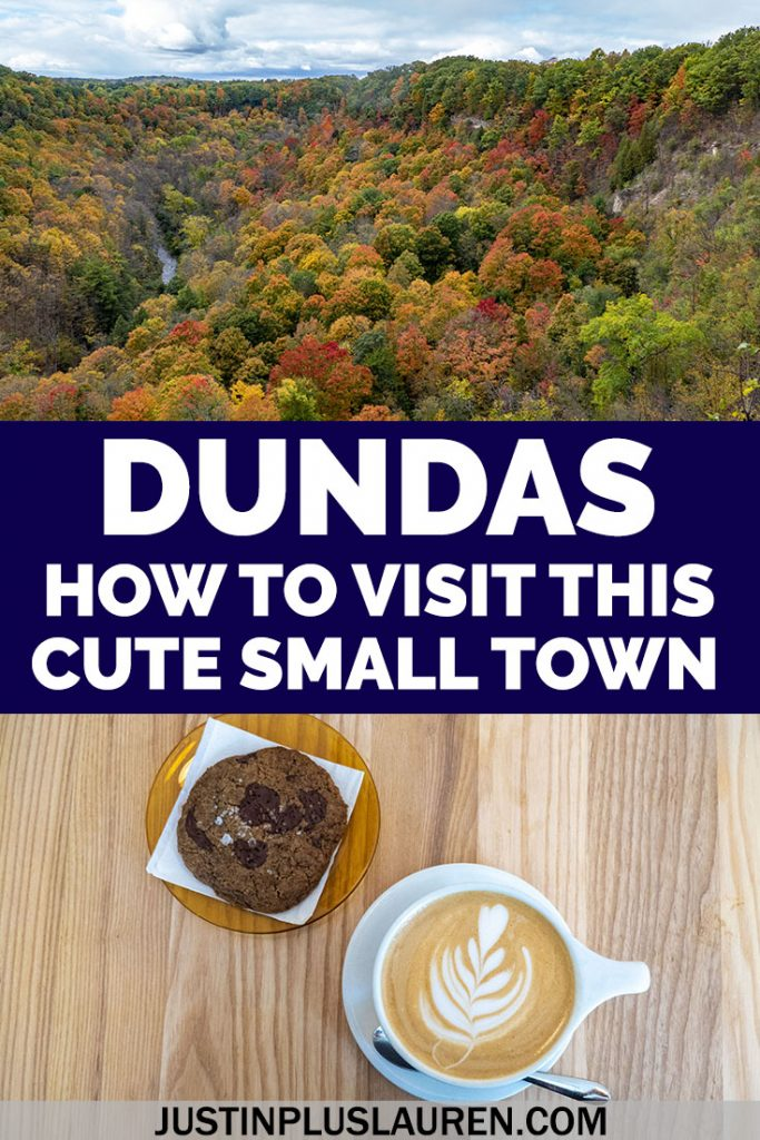 Dundas, Ontario is a small town that's part of Hamilton. You can take a day trip from Toronto or other spots around southern Ontario. Here are the best things to do in Dundas Ontario, an adorable and charming small town you'll love.