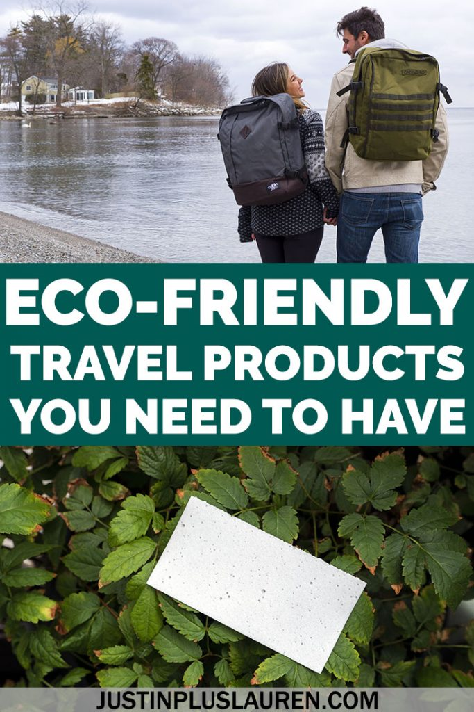It's easy to upgrade to eco-friendly travel products to do your part. Here are the best environmentally friendly travel products and a list of the best green products you can bring with you on your trips (and use at home!).