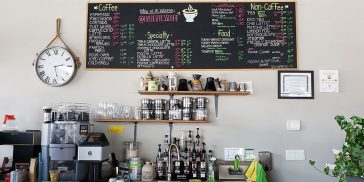 Coffee shops in Mississauga