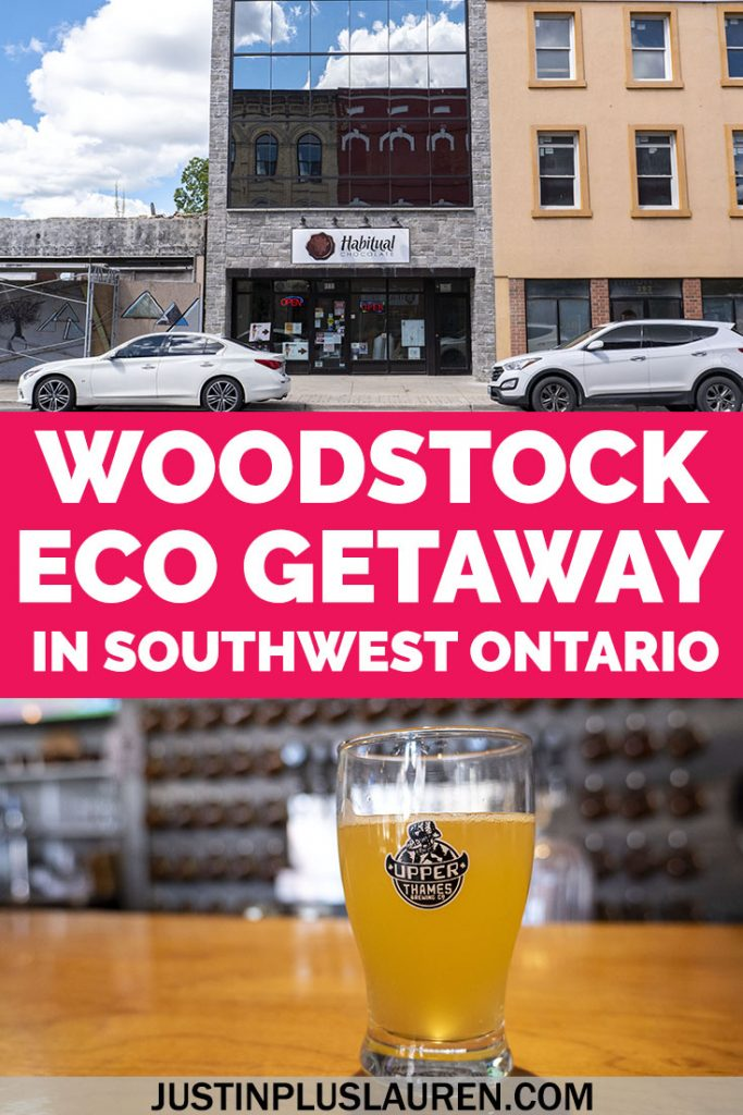 There are lots of fun things to do in Woodstock Ontario, especially if you are looking for an eco-friendly getaway! Take a road trip to Oxford County and Woodstock from Toronto or anywhere else in southern Ontario.