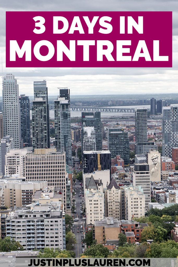 Here is the ultimate Montreal 3 day itinerary to help you plan your trip there. There are so many amazing things to do in Montreal. Spend 3 days in Montreal for a super fun and memorable getaway.