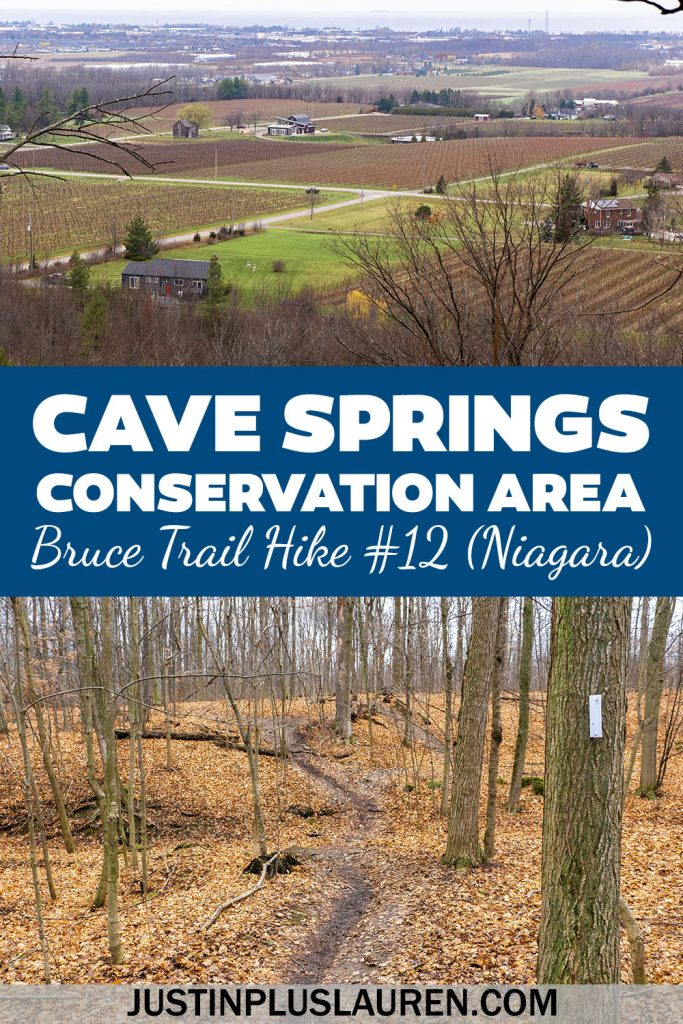 I'm slowly hiking the entire Bruce Trail in Ontario, Canada. This is hike #12 in Niagara region between Cherry Avenue and Cave Springs Conservation Area. Learn more about this section of the Bruce Trail in Niagara!