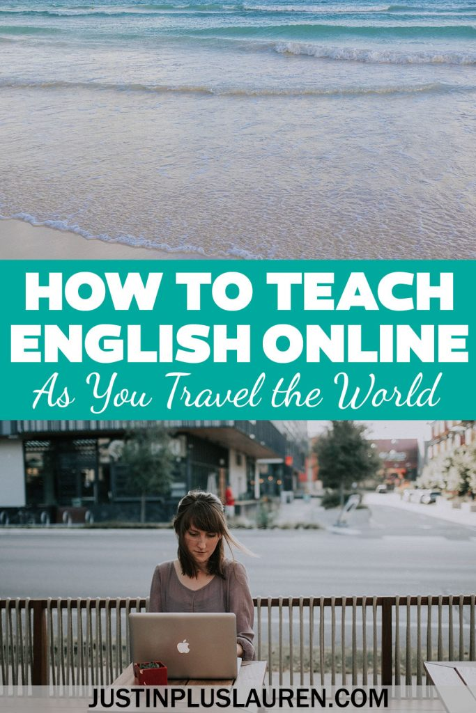 If you're traveling the world full time or looking for a new work from home career, why not get your TEFL certificate and teach English online? You can teach English online while seeing the world, and I'm going to show you how to do it.
