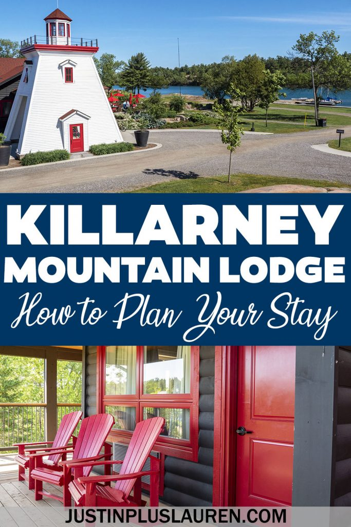 Killarney Mountain Lodge is a fantastic Ontario road trip destination! About four hours from Toronto and south of Sudbury, Killarney Mountain Lodge is a resort with lots of amenities and a great place to rest your head after days of outdoor adventures. Here's our review of Killarney Mountain Lodge in Killarney, Ontario, Canada.