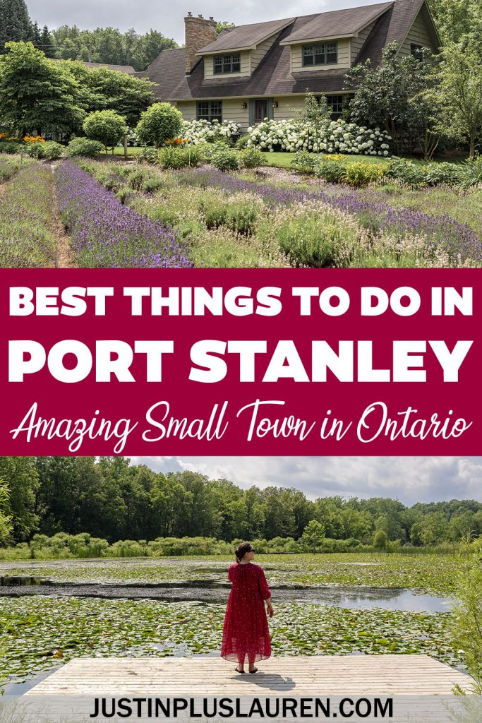 Port Stanley, Ontario, is one of the best beach towns in Ontario! There are so many fun things to do in Port Stanley and the neighbouring village of Sparta, and I'm going to show you how to plan an amazing weekend trip.