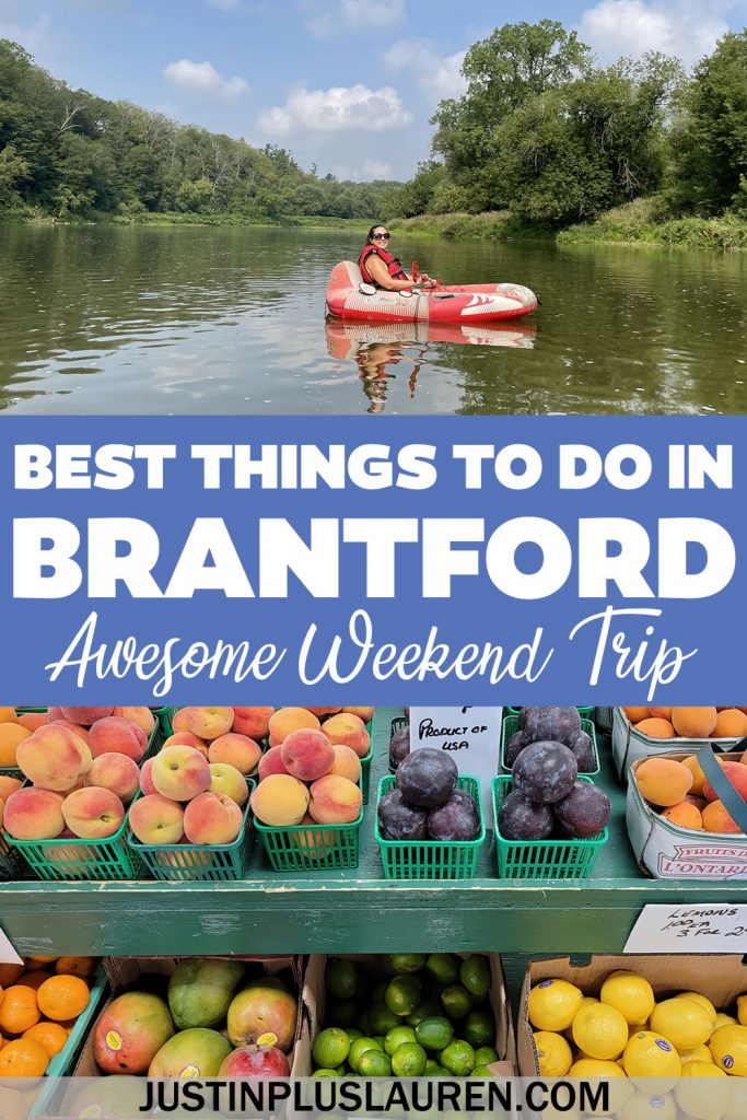 These are the best things to do in Brantford, Ontario! There are lots of amazing outdoor activities and attractions, along with awesome restaurants. Check out how to have an amazing weekend in Brantford.