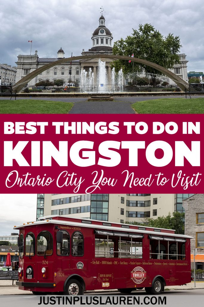 These are the best things to do in Kingston, Ontario to help you plan your upcoming trip. This comprehensive guide to Kingston reveals the most amazing tours, attractions, activities, restaurants, and where to stay. Feel free to steal this Kingston travel guide as it's one of the best road trip destinations in Ontario!
