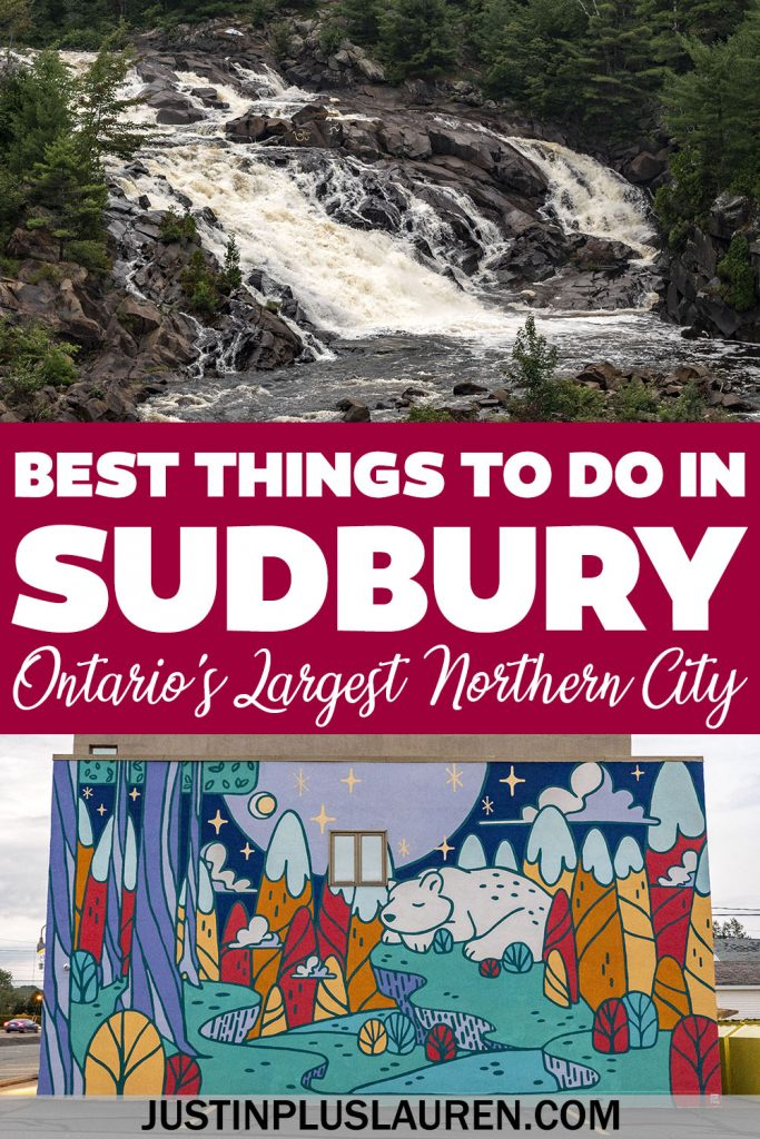 These are the best things to do in Sudbury for an awesome trip to the Nickel City. Sudbury is northern Ontario's largest city, and also known as the City of Lakes. There are lots of amazing attractions and activities, and I'll show you how to plan your trip.