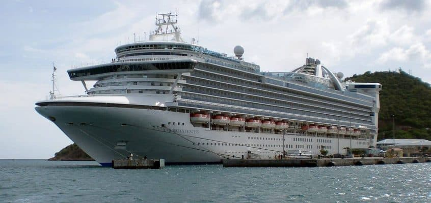 Preview: Caribbean Cruise Aboard the Caribbean Princess