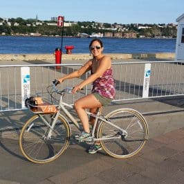 Cycling in Quebec City