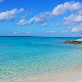 A Beach Day at Princess Cays – Eleuthera, Bahamas
