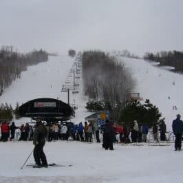 Top 5 Places to Ski in Ontario, Canada