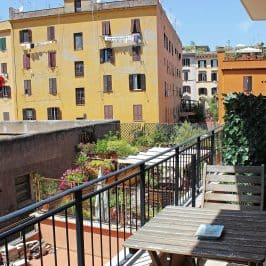 Zen Trastevere: A Cozy B&B in Rome
