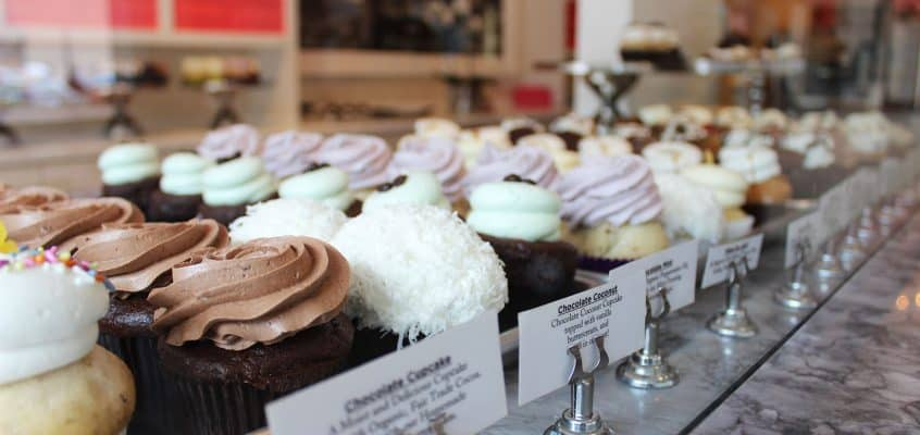 Kelly's Bake Shoppe – My Favorite Vegan Bakery in the World
