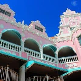 Aruba Video – Snorkeling and Exploring Oranjestad