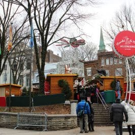 The Enchanting Quebec City Christmas Market