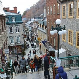 Photo Essay: Christmas in Old Quebec