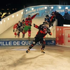 Red Bull Crashed Ice Quebec – An Extreme Winter Sport