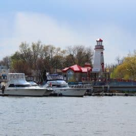 Tourist In Our Town: The Waterfront in Port Credit
