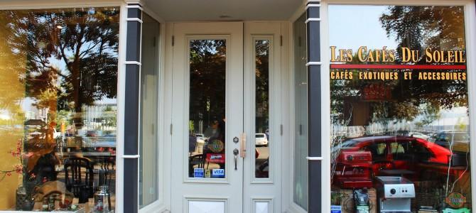 Les Cafes du Soleil – The Best Coffee in Quebec City