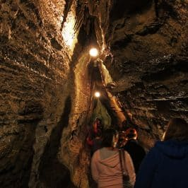 Bonnechere Caves, Ontario's Natural Underground Wonder