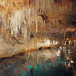 Explore Crystal Cave, Bermuda's Subterranean World