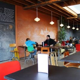 Democracy Coffee Shop – A Vegan Friendly Cafe in Hamilton, Ontario