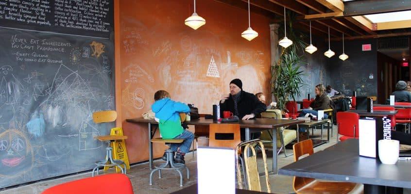 Democracy Coffee Shop – A Vegan Friendly Cafe in Hamilton, Ontario