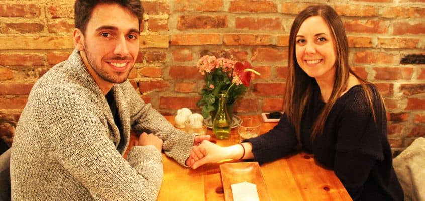 A Romantic Dinner at Rise Above Vegan Restaurant
