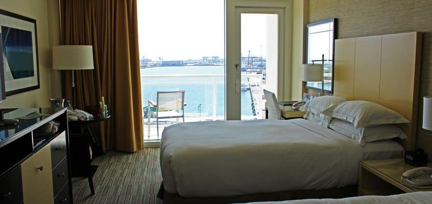 Hotel Review: Hilton Fort Lauderdale Marina in Ft Lauderdale, Florida