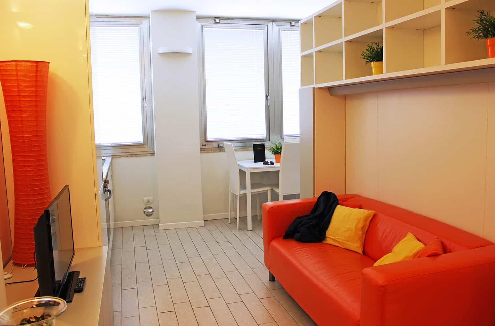 Apartment Review: La Farina Apartments Florence, Italy ...