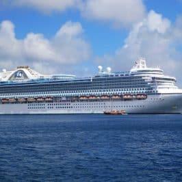 Photo Tour of the Emerald Princess Cruise Ship