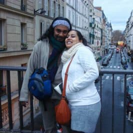 Travel Blogger Thursday: Revati & Charles of Different Doors