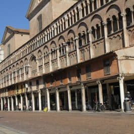 Holiday With a Blogger in Ferrara, Italy
