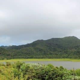 Caribbean Cruise – Annandale Falls and Grand Etang Lake in Grenada (Day 6)